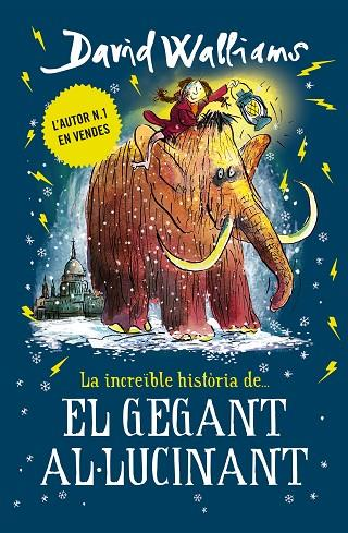 EL GEGANT AL·LUCINANT | 9788417671433 | WALLIAMS, DAVID