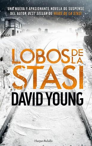 LOBOS DE LA STASI | 9788417216559 | YOUNG, DAVID