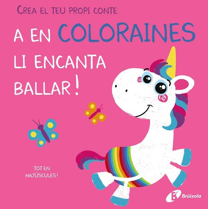 A EN COLORAINES LI ENCANTA BALLAR | 9788499063850 | COPPER, JENNY