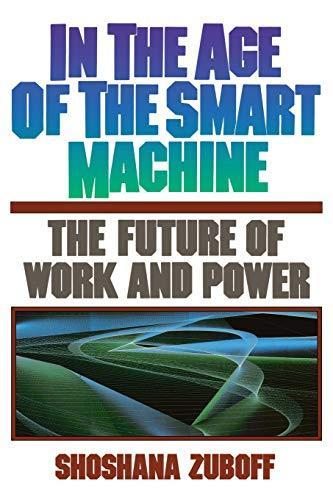 IN THE AGE OF THE SMART MACHINE | 9780465032112 | ZUBOFF, SHOSHANA