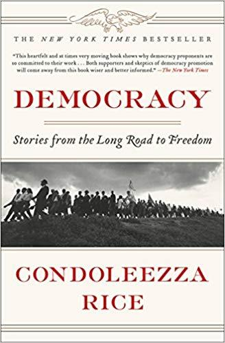 DEMOCRACY: STORIES FROM THE LONG ROAD TO FREEDOM | 9781455540174