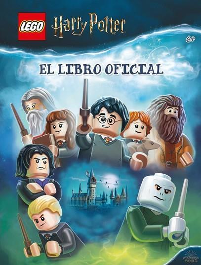 HARRY POTTER LEGO: EL LIBRO OFICIAL + FIGURITA