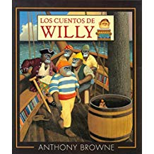 CUENTOS DE WILLY | 9786071656353 | BROWNE,ANTHONY